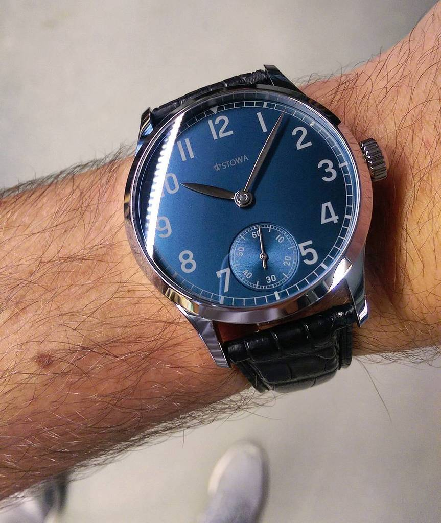 stowa blue collection watchdiary. Black Bedroom Furniture Sets. Home Design Ideas